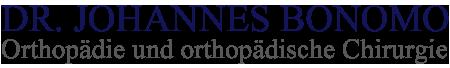 Logo Dr. Johannes Bonomo